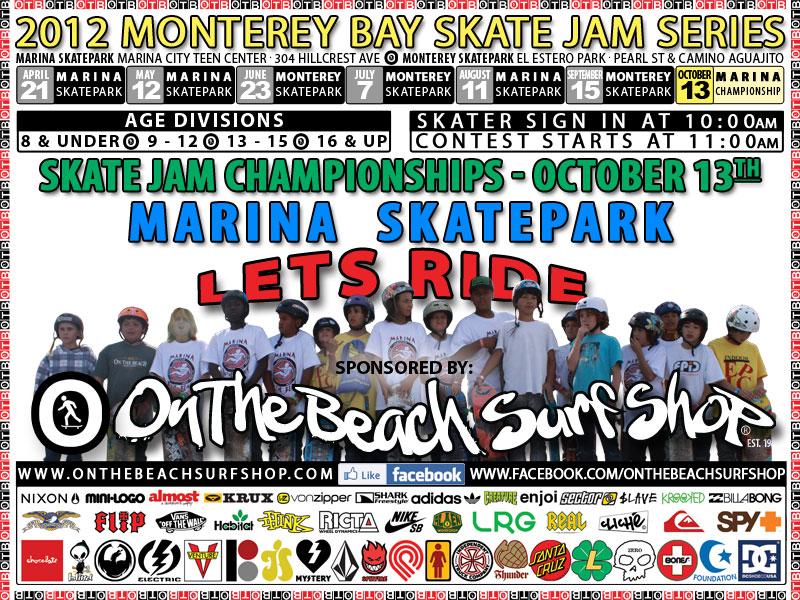 SK8 JAM SATURDAY SEPTEMBER 15